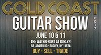 See ESP at the Gold Coast Guitar Show (June 10 & 11)