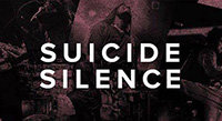 Suicide Silence: On Tour with their ESPs
