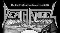 Death Angel Ready to Rip Through Europe