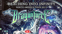 DragonForce Goes to Infinity on N. America Tour