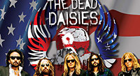 "The Dead Daisies' ""Dirty Dozen"" Tour"