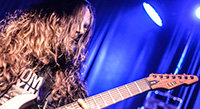 ESP Player Devin Holt (Pallbearer) on Playing Live