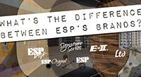 What Are The Differences Between ESP's Brands?