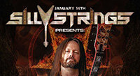 Jan 14: Gary Holt (Slayer/Exodus) Clinic at Silly Strings
