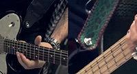 Doug Aldrich & Marco Mendoza (Dead Daisies) on their ESPs