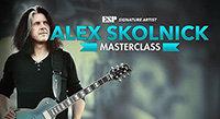 April 30: Alex Skolnick ESP Clinic at Replay Guitar Exchange