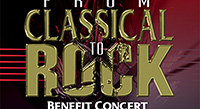 """April 28: Marten Andersson's """"From Classical To Rock"""" benefit"""
