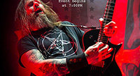 May 23: Gary Holt Clinic at Capitol Guitars