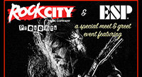 May 26: Gary Holt (Slayer/Exodus) Clinic at Rock City Music