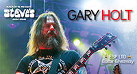 May 28: Gary Holt ESP Clinic at Steve's Music (Toronto)