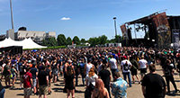 ESP Gets Crazy at Spring Metal Festivals