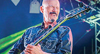 ESP Rocker Bob Kulick Featured in Guitar Player Mag