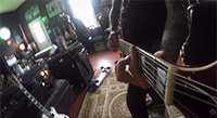"Will Adler Plays ""Kerosene"" on his ESP USA Eclipse"