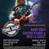Gary Holt (Slayer/Exodus) Clinic: Tone Shop