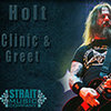 Gary Holt (Slayer/Exodus) Clinic: Strait Music Co.