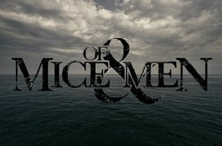 Of Mice And Men  Band Logo By Mikefuentes D664pvk