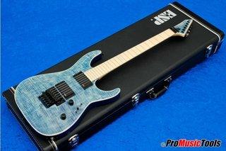 ESP Horizon FR-II/M Faded Blue Satin - PMT Special Edition