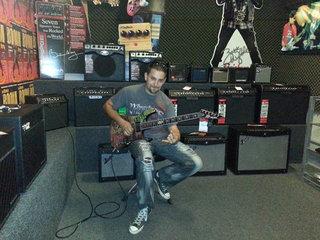 Esp  Esp Ltd  Padge  Dennis Ktd  Esp Guitar  Guitar  Gitarre  Esp Slayer Guitar  Slayer 2