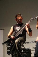 Esp  Esp Michael Paget V Signature  Padge  Dennis Ktd  Esp Flying V  Esp V  Guitar  Gitarre 1