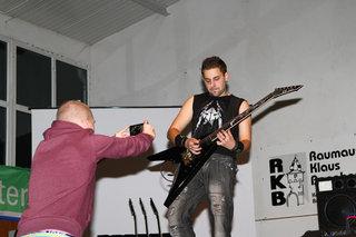 Esp  Esp Michael Paget V Signature  Padge  Dennis Ktd  Esp Flying V  Esp V  Guitar  Gitarre 2