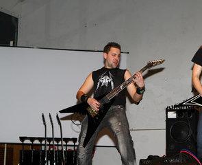 Esp  Esp Michael Paget V Signature  Padge  Dennis Ktd  Esp Flying V  Esp V  Guitar  Gitarre 3