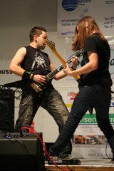 Esp  Esp Michael Paget V Signature  Padge  Dennis Ktd  Esp Flying V  Esp V  Guitar  Gitarre 7