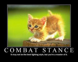 Combatstance