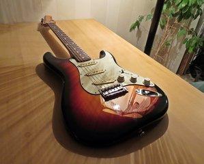 ESP 400 Series Stratocaster 1984-1985