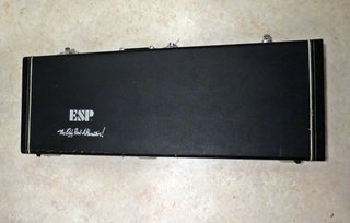 Original Case ESP 400 Series Stratocaster