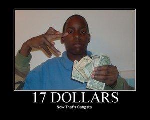 17 Dollars