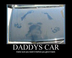 Daddys Car