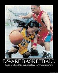 Dwarf Basketball