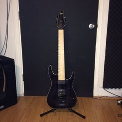 7 string BS-7 front view