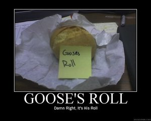 Gooses Roll