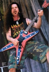 Dimebag Darrell By Metalviking