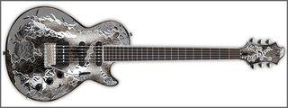 ESP ECLIPSE S-VIII BRILLIANT -MIXEDMEDIA-