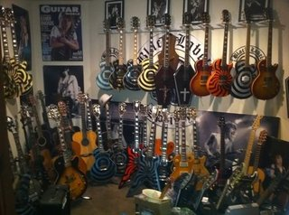 Wylde Guitar Collection