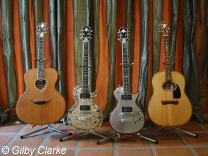 Zemaitis Guitar Collection