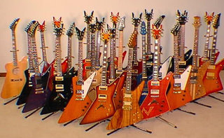 Massive Guitar Collection