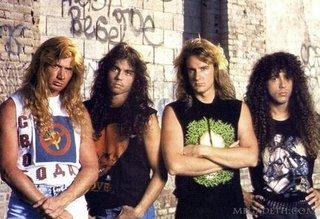 Megadeth Lineup 1 6