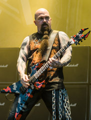 Ursynalia 2012  Slayer  Kerry King 01