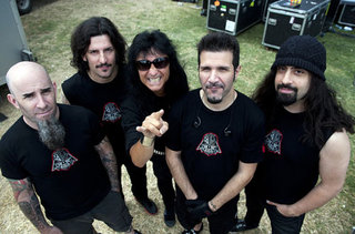 Anthrax Covers Album