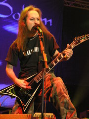 Masters Of Rock 2007   Children Of Bodom   Alexi Laiho   02