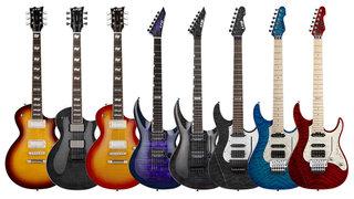 Esp Ltd Elite Guitars