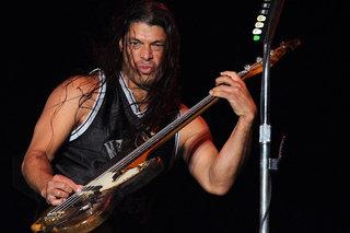 Metallica Robert Trujillo