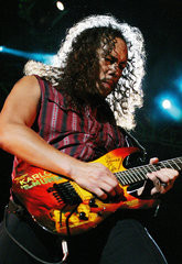 Guitar Tech 05 Kirk Hammett