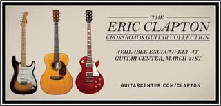 Eric Clapton Crossroads Guitar Collection