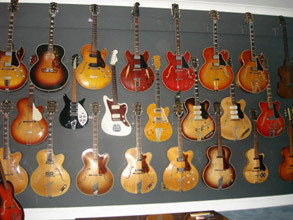 Guitarcollection