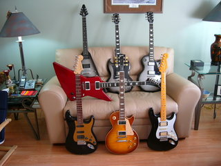Guitar Collection17 Oct 09064