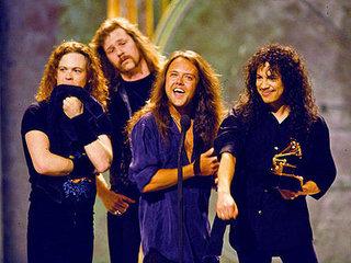 Metallica Grammy Awards
